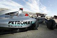 Freitag - Formel 1 2010, Großbritannien GP, Silverstone, Bild: Mercedes GP
