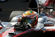 Sonntag - Formel 1 2010, Großbritannien GP, Silverstone, Bild: Sutton