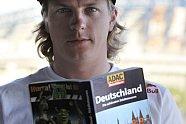 Kimi Räikkönens WRC-Ausflug - Formel 1 2010, Verschiedenes, Bild: Presse ADAC