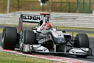Freitag - Formel 1 2010, Ungarn GP, Budapest, Bild: Sutton