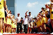 Girls - Formel 1 2010, Ungarn GP, Budapest, Bild: Red Bull