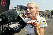 Girls - Formel 1 2010, Ungarn GP, Budapest, Bild: Sutton