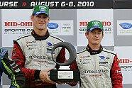 6. Lauf - IMSA 2010, Sports Car Challenge of Mid-Ohio, Lexington, Ohio, Bild: Porsche