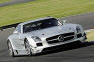 SLS AMG GT3 - Auto 2010, Bild: Daimler AG