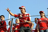 Sonntag - Formel 1 2010, Italien GP, Monza, Bild: Mercedes GP