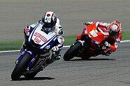 Sonntag - MotoGP 2010, Aragon GP, Alcaniz, Bild: Milagro