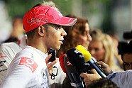 Samstag - Formel 1 2010, Singapur GP, Singapur, Bild: Sutton