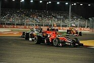Rennen - Formel 1 2010, Singapur GP, Singapur, Bild: Bridgestone