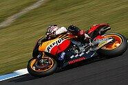 Samstag - MotoGP 2010, Japan GP, Motegi, Bild: Honda