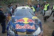 Kimi Räikkönens WRC-Ausflug - Formel 1 2010, Verschiedenes, Bild: Sutton