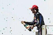 Podium - Formel 1 2010, Brasilien GP, São Paulo, Bild: Sutton