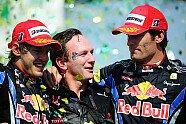 Podium - Formel 1 2010, Brasilien GP, São Paulo, Bild: Red Bull/GEPA