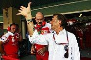 Montezemolo: Bilder seiner Karriere - Formel 1 2010, Verschiedenes, Bild: Sutton