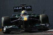 Der Name Lotus in der Formel 1 - Formel 1 2010, Verschiedenes, Bild: Sutton