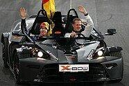 Schumacher & Vettel: Die schönsten Bilder von Michael, Mick und Sebastian - Formel 1 2010, Verschiedenes, Bild: Sutton