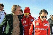 Montezemolo: Bilder seiner Karriere - Formel 1 2011, Verschiedenes, Bild: Ferrari