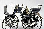 Mercedes-Benz - 125 Jahre Automobilgeschichte - Auto 2011, Verschiedenes, Bild: Mercedes-Benz