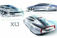 VW XL1 - Auto 2011, Verschiedenes, Bild: Volkswagen