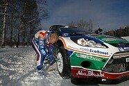 1. Lauf - WRC 2011, Rallye Schweden, Torsby, Bild: Sutton