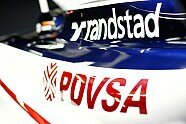 Präsentation Williams FW33 - Formel 1 2011, Präsentationen, Bild: WilliamsF1