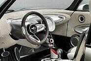 MINI Rocketman Concept - Auto 2011, Verschiedenes, Bild: BMW AG