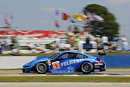 1. Lauf - IMSA 2011, 12h Sebring, Sebring, Bild: Porsche