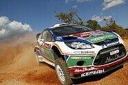 Mikko Hirvonens Karriere in Bildern - WRC 2011, Verschiedenes, Bild: Ford