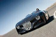 BMW 328 Hommage - Auto 2011, Verschiedenes, Bild: BMW AG