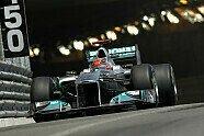 Donnerstag - Formel 1 2011, Monaco GP, Monaco, Bild: Mercedes-Benz