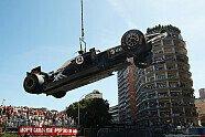 Pastor Maldonados Unfälle - Formel 1 2011, Verschiedenes, Bild: Sutton