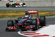 Freitag - Formel 1 2011, Kanada GP, Montreal, Bild: Sutton