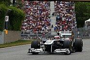 Samstag - Formel 1 2011, Kanada GP, Montreal, Bild: Sutton