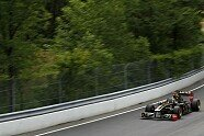 Samstag - Formel 1 2011, Kanada GP, Montreal, Bild: Lotus Renault