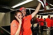 Sonntag - Formel 1 2011, Kanada GP, Montreal, Bild: Sutton