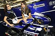 Girls - MotoGP 2011, Großbritannien GP, Silverstone, Bild: Milagro
