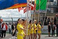 Grid Girls - DTM 2011, EuroSpeedway, Klettwitz, Bild: adrivo sportpresse/Gusche