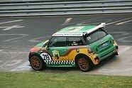 5. Lauf - MINI Trophy 2011, 24h Rennen / Nordschleife, Nürburg, Bild: MINI