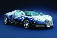 Bugatti L'Or Blanc - Auto 2011, Verschiedenes, Bild: Bugatti