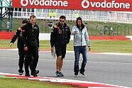 Donnerstag - Formel 1 2011, Großbritannien GP, Silverstone, Bild: Sutton