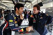 Freitag - Formel 1 2011, Großbritannien GP, Silverstone, Bild: Red Bull