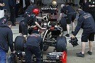 Freitag - Formel 1 2011, Großbritannien GP, Silverstone, Bild: Lotus Renault