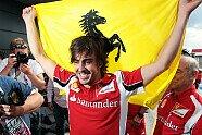 Sonntag - Formel 1 2011, Großbritannien GP, Silverstone, Bild: Sutton