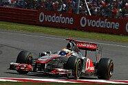 Rennen - Formel 1 2011, Großbritannien GP, Silverstone, Bild: McLaren