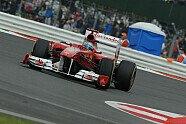 Rennen - Formel 1 2011, Großbritannien GP, Silverstone, Bild: Ferrari