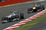 Rennen - Formel 1 2011, Großbritannien GP, Silverstone, Bild: Mercedes-Benz