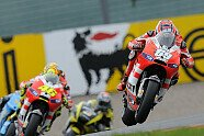 Sonntag - MotoGP 2011, Deutschland GP, Hohenstein-Ernstthal, Bild: Milagro