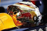 Vettels Helme im Wandel der Zeit - Formel 1 2011, Verschiedenes, Bild: Red Bull