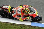 Valentino Rossi bei Ducati - MotoGP 2011, Verschiedenes, Bild: Milagro