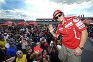 Donnerstag - MotoGP 2011, Indianapolis GP, Indianapolis, Bild: Ducati