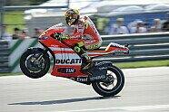 Samstag - MotoGP 2011, Indianapolis GP, Indianapolis, Bild: Ducati